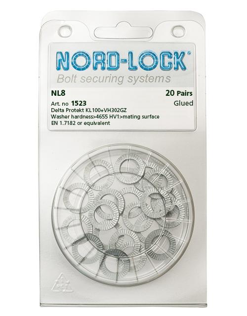 Nord-Lock Wedge-Locking Washers - Nord-Lock Group