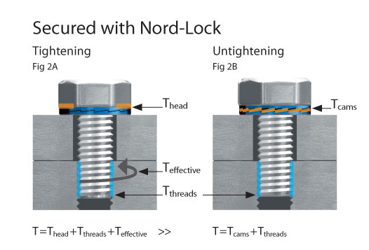 Torque Variations During Tightening and Untightening of