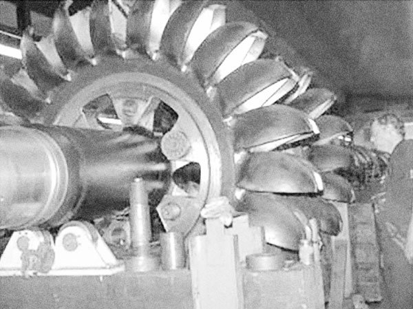 Hydro Power Turbine