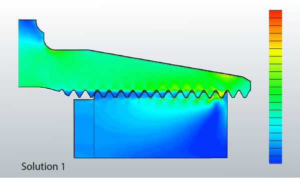 Stronger, safer bolting with FEA software - Nord-Lock Group