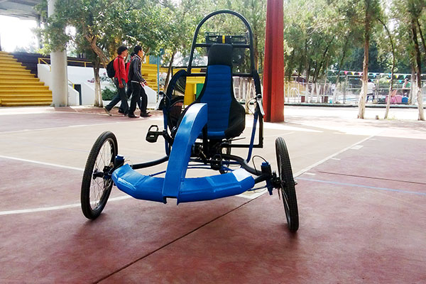 Human Powered Vehicle Challange (HPVC)