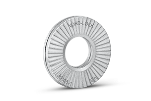 Nord-Lock steel construction washers are designed for bolted connections in steel structures